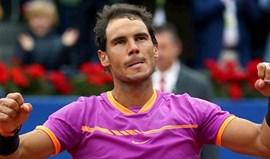 Rafael Nadal conquista torneio de Barcelona