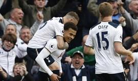 Tottenham derrota Arsenal e não desarma na perseguição ao Chelsea