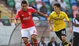 Leão no Paraguai para seguir... ex-jogador do Benfica