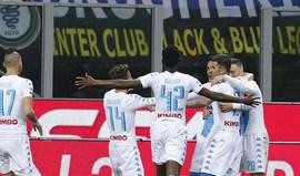 João Mário titular na derrota do Inter Milão