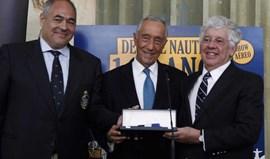 Marcelo condecora Associação Naval de Lisboa e sugere que volte a ser Real