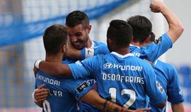 A crónica do Feirense-Marítimo, 2-1: Fogaça dura pára insulares