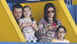 Marco Silva voltou a 'casa'