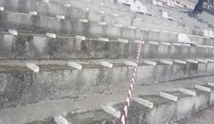 Estádio onde Portugal vai jogar daqui a dois meses está... assim