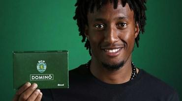 Gelson Martins: «Dominó é para nos divertirmos nos estágios»
