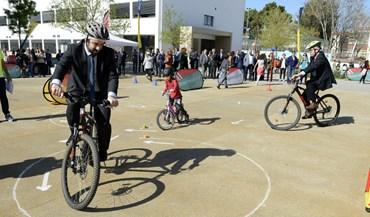 Direção-Geral da Educação e Federação de Ciclismo assinam protocolo de cooperação