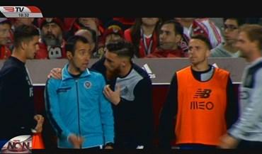 Benfica divulga imagens inéditas de nervos e pressão do FC Porto