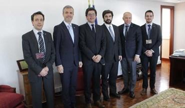 EUSA e FADU recebidos no Parlamento, no Ministério da Educação e no COP