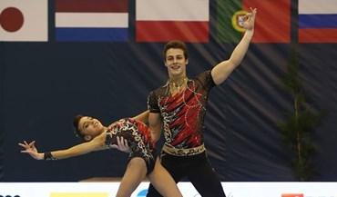 João Martins e Carolina Dias triunfam na Bélgica
