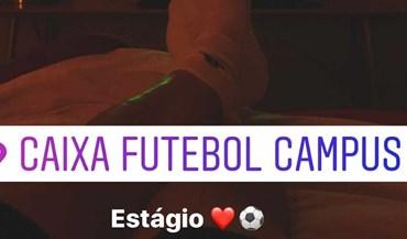 É isto que acontece nos estágios do Benfica