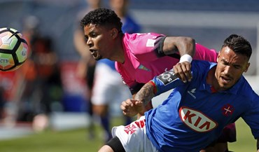 Belenenses-Estoril, 1-3