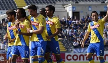 Arouca-Feirense, 2-0