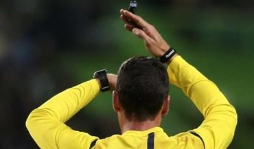 Arbitragem ao raio X: Insígnias da FIFA em 'saldos'