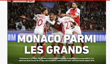 Um Monaco que assusta: A imprensa internacional rendida a Jardim e companhia