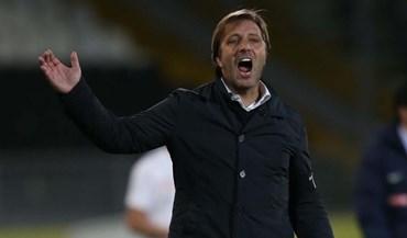 Pedro Martins: «Vamos jogar com uma equipa que não tem nada a perder»