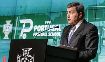Fernando Gomes felicita Benfica pelo apuramento para a final da Youth League