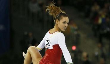 Filipa Martins oitava no All-around dos Europeus de ginástica artística