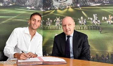 Oficial: Juventus assegura antigo alvo do Benfica