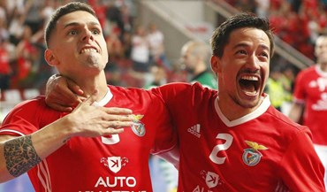 Benfica vence pela margem mínima na visita à Quinta dos Lombos
