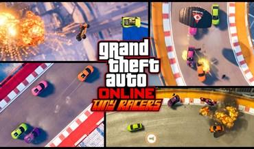 GTA Online: Pequenos e Furiosos estão a chegar