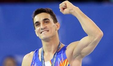 Marian Dragulescu sagra-se campeão europeu