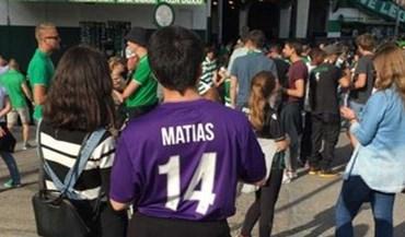 Em Alvalade também não esquecem Matías Fernandez