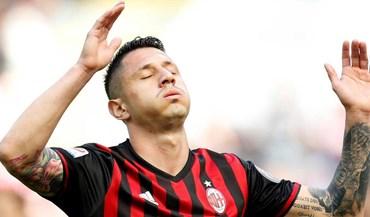 AC Milan surpreendido pelo Empoli