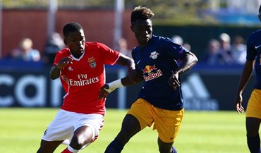 Final da Youth League: Benfica-RB Salzburgo, 1-2