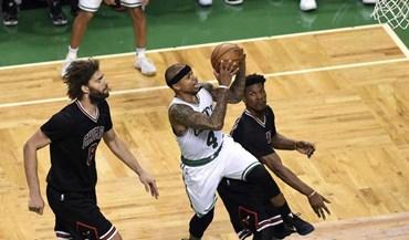 Celtics e Wizards ganham vantagem na primeira ronda da Conferência Este