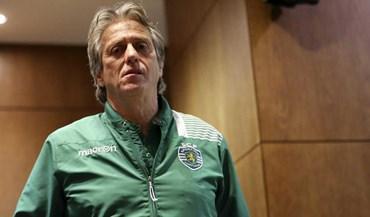Benfica endereça as mais sentidas condolências a Jorge Jesus pela morte do pai