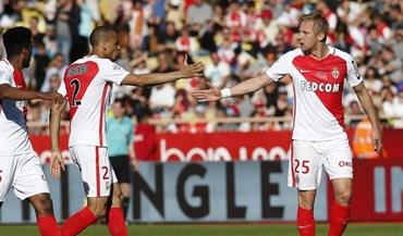 Moutinho e Bernardo decisivos na reviravolta do Monaco