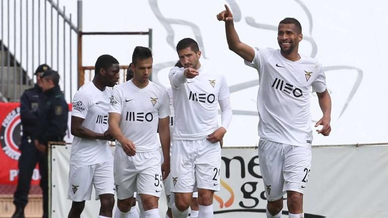 Aves-Santa Clara, 1-0: Ericson dá vitória em jogo de mau futebol
