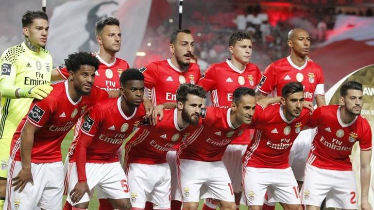 Benfica está entre os 25 clubes mais valiosos do Mundo