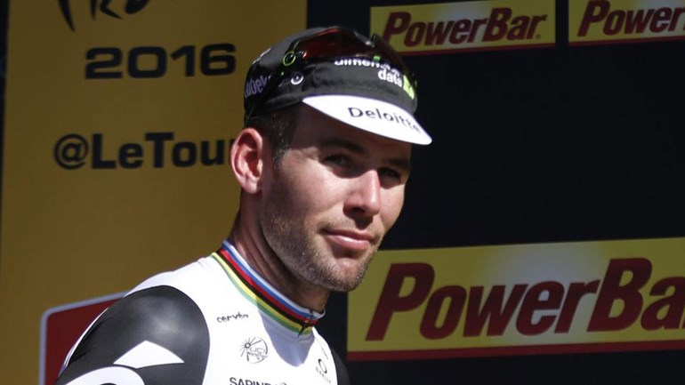Mark Cavendish diagnosticado com mononucleose