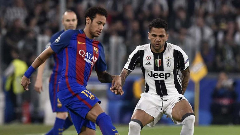 Zico acredita que Neymar e Messi podem liderar virada sobre a Juve