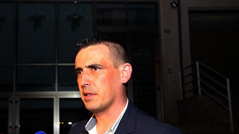 Luciano Gonçalves reage à polémica da troca de e-mails com o Benfica