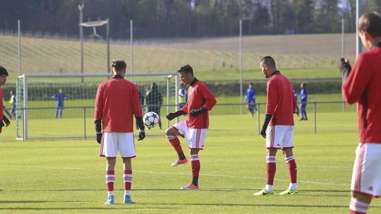 Real Madrid-Benfica: Estar no limite para dar asas ao sonho