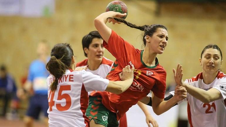 Seleção feminina encontra campeã olímpica no caminho para o Euro'2018