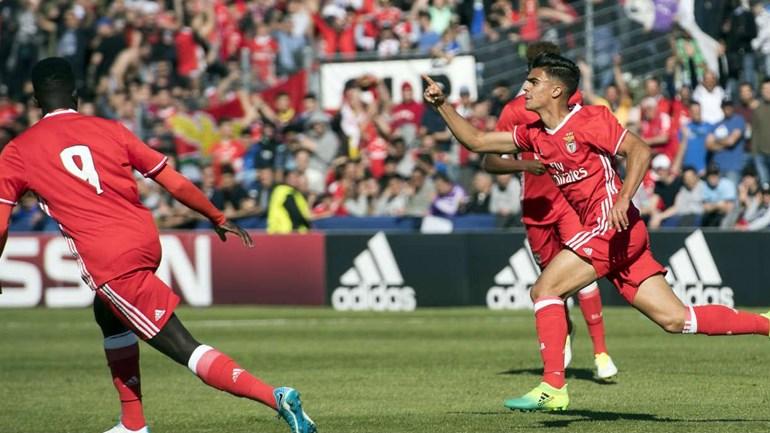 Benfica prepara final four com