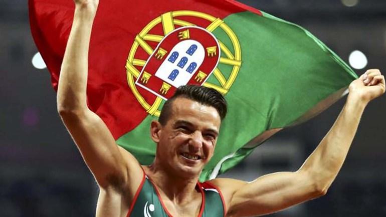 Lenine Cunha eleito melhor atleta do mundo com deficiência inteletual
