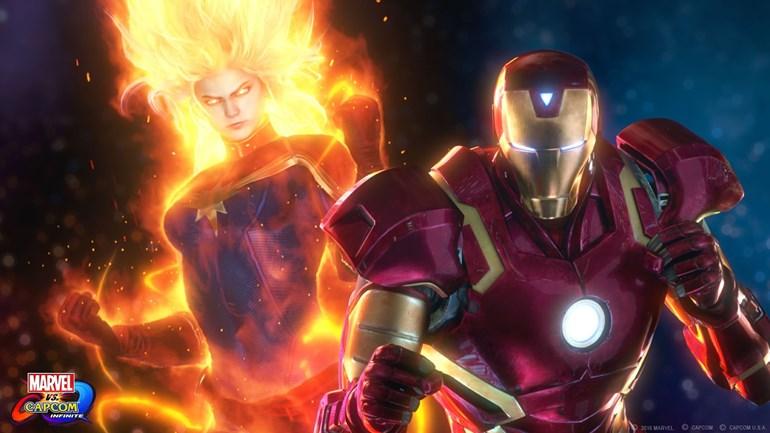 Infinite ganha trailer, data e novos personagens — Marvel vs Capcom