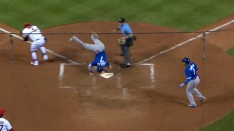 Esta jogada vai fazer com que comece a gostar de beisebol