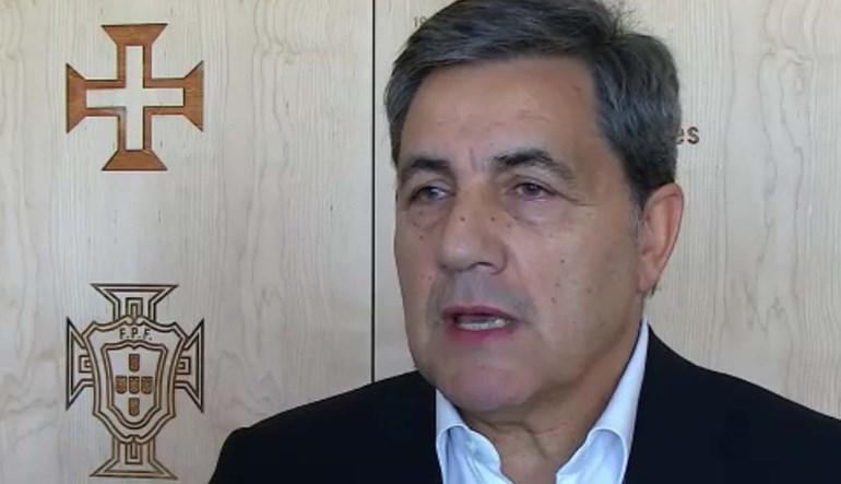 Fernando Gomes sobre vídeo-árbitro: «É um grande desafio para a FPF»