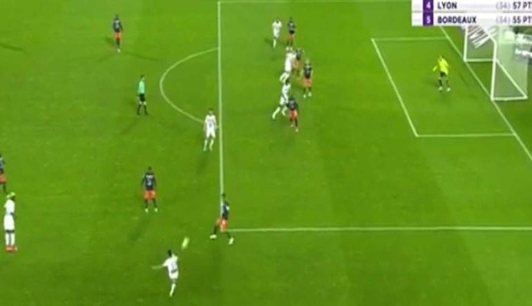 Cruzamento perfeito de Rony Lopes 'deu' estreia a marcar a Xeka