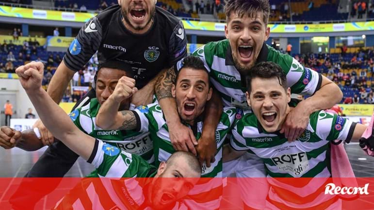 UEFA Futsal Cup: Sporting na final após vencer Ugra Yugorsk - Record