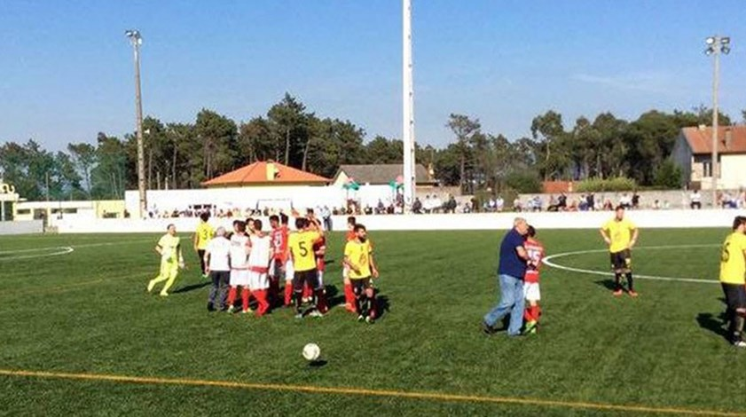Jogador do Neves FC suspenso preventivamente após incidentes ocorridos em Chafé