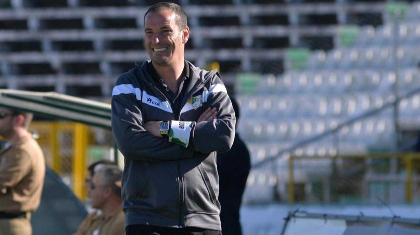 Petit: «Jogo com Nacional é importante, mas não é decisivo»