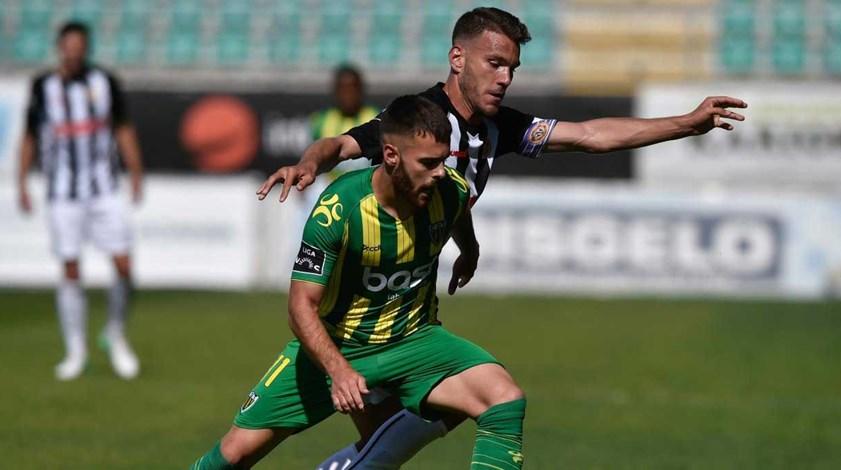 Tondela-Nacional, 2-0