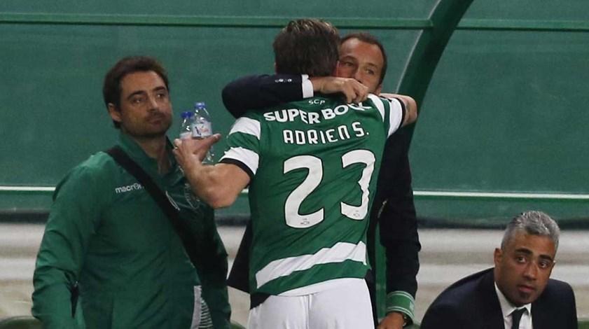 Frederico Varandas: «Adrien mete a cabeça onde os outros metem os pés»