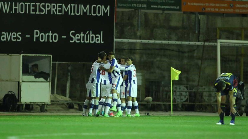 Chaves-FC Porto, 0-2